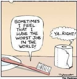halvim töö