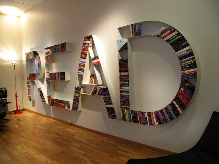 cool bookcase